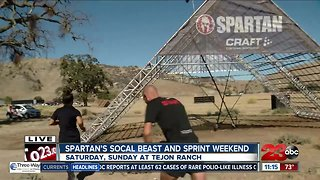 Spartan Race comes to Kern County for the first time