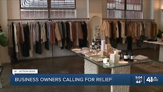 Business owners calling for relief