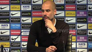 Guardiola 'wasn't happy' with Sane's fitness - Video