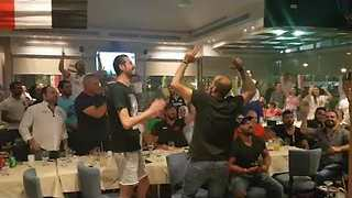Syrians Celebrate as Draw Against Iran Secures World Cup Playoff Spot - Video