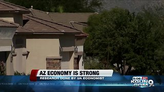 Economist: Arizona performing well, some slowing anticipated