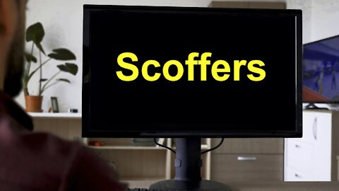 Andy White: SCOFFERS (video 2 minutes, 5 seconds)