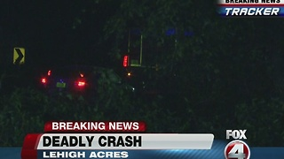 Fatal crash on Buckingham Road - 6:30 a.m. update - Video