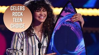 Everything you missed at the Teen Choice Awards - Video