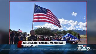 Fallen service members honored in Gold Star Families Memorial event