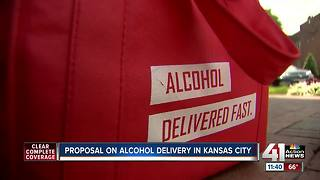 Committee sends alcohol delivery ordinance to full City Council - Video
