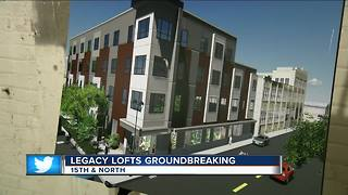 Historic north side building being transformed into affordable housing - Video