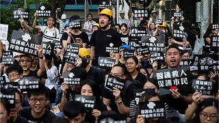Hong Kong protests escalate into further violence