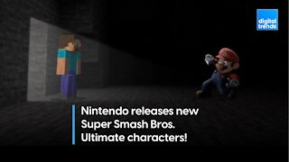 New Super Smash Bros. Ultimate Characters