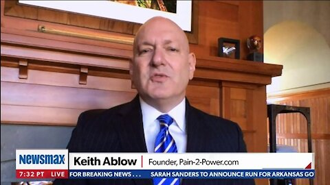 Keith Ablow / Founder, Pain-2-Power.com - CRITICS QUESTION BIDEN'S MESSAGE OF UNITY