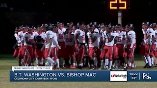 Green Country Week 3 football scores