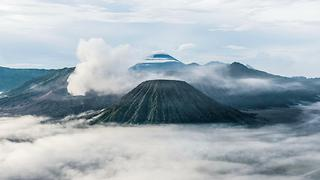 Get Close to the Active Volcano, Mount Bromo, in Indonesia - Video