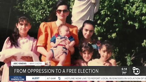 From oppression to a free election
