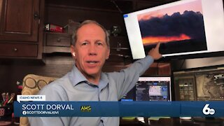 Scott Dorval's Idaho News 6 Forecast - Friday 9/11/20