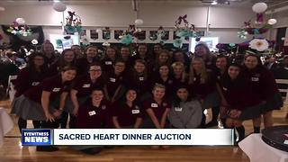 Sacred Heart Sandstone Dinner - Video