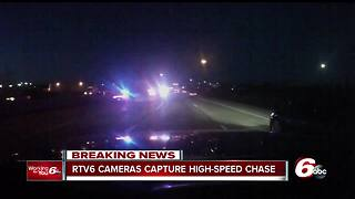 Three arrested following high-speed chase across county lines - Video