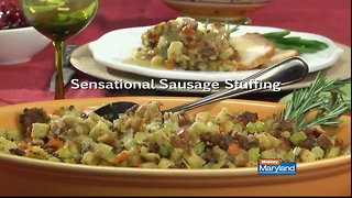 Mr. Food - Sensational Sausage Stuffing - Video