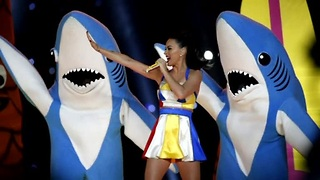Katy Perry Roars at Super Bowl