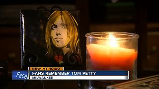 Milwaukee fans remeber Tom petty - Video