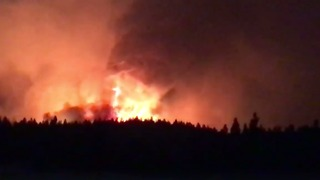 Montana's Caribou Fire Doubles in Size, Nearing 14,000 Acres - Video