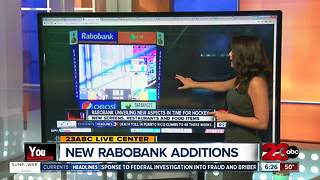 New Additions to Rabobank Arena - Video