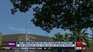 Family sues local doctor for negligence after pregnant woman dies
