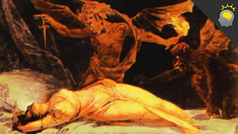 Stuff to Blow Your Mind: Why does sleep paralysis feel like a demon molested me? - Epic Science