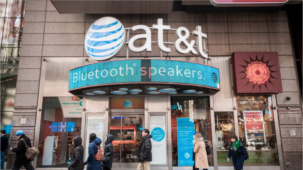 AT&T paying $60 million over fake unlimited data 'scam'