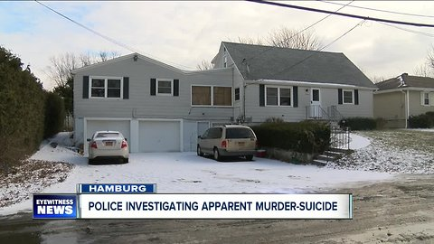 Hamburg police are investigating an apparent murder-suicide