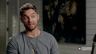 Brett Young gets honest about love | Rare Country - Video