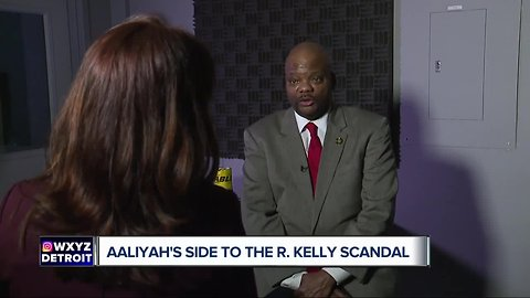 Aaliyah's former lawyer says he tried to speak out after discovering late singer's marriage to R. Kelly