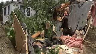 From The Vault: Hurricane Ike in Cincinnati: Woman killed by falling tree - Video