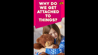 Why do we get attached to things?