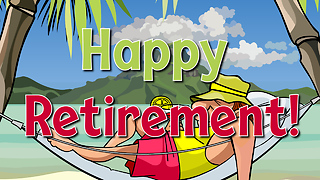 Happy Retirement Greeting Card 5 - Video