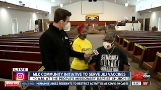 Free vaccine event taking place in Southeast Bakersfield today