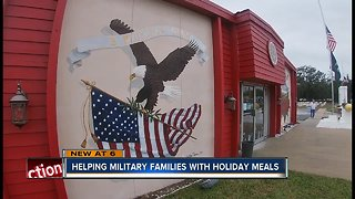 Operation Homefront feeds Tampa military families for Christmas