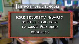 DPSCD makes changes to security in schools