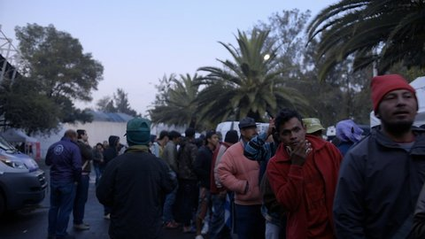 Are 'Caravans' A Sustainable Strategy For Migration?