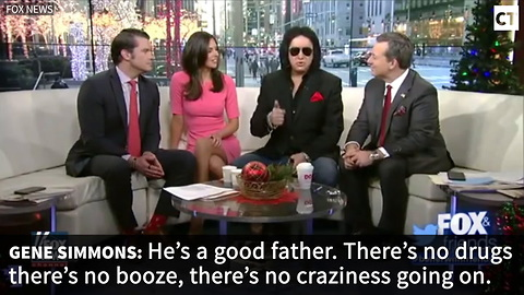 Gene Simmons Tells Trump-Haters to Get Over It