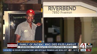 Family of Riverbend resident who died from virus files lawsuit