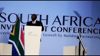 SOUTH AFRICA - Johannesburg - South Africa Investment Conference - (Video) (2fy)