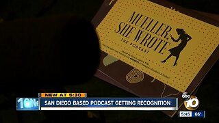 San Diego-based 'Mueller, She Wrote' podcast making name for itself