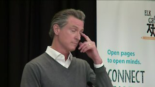 Newsom announces deal to get California children back in classrooms