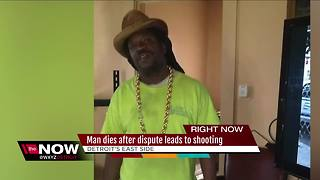 Man dies after dispute leads to shooting - Video