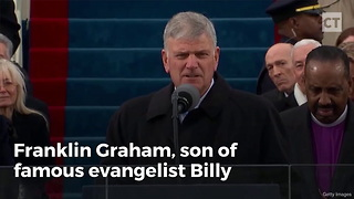 Msnbc Asks Franklin Graham About Trump's Sin Problem, So He Brings Up Obama - Video
