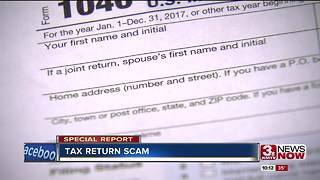 Tax Scam Warning - Special Report