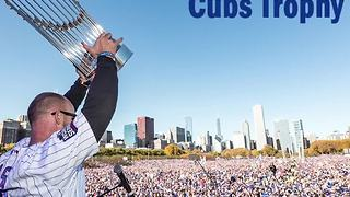 Cubs World Series trophy going on multi-state road trip - Video