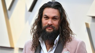 Jason Momoa Shares Photo With Emilia Clarke On Instagram