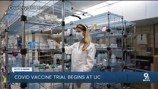 UC Health COVID-19 vaccine trial underway