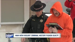 Law catches up with notorious killer and sexual predator